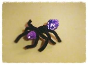 Lollipop Spider