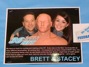 Brett & Stacey Firth
