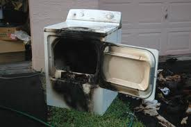 Dryer Fire.