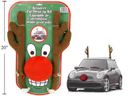 Rudolf the Red-Nosed Minivan.
