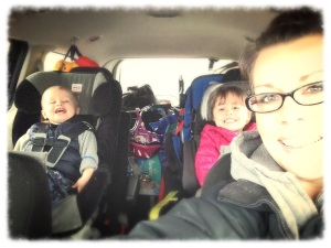 The kids & I