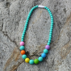 Kids Rainbow Necklace