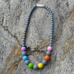 Kids Rainbow Necklace