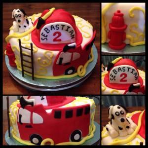 Sebastian's Bday Cake