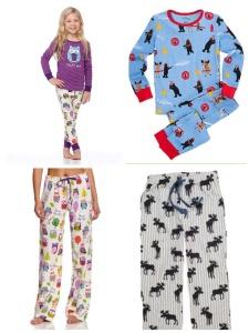 Pyjamas for the whole family