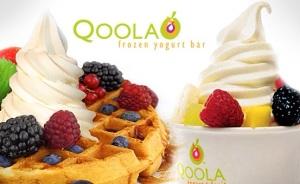 Qoola Frozen Yogurt Bar