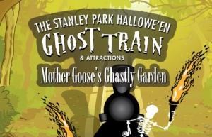 Mother Goose's Ghastly Garden