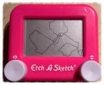 Mini Etch A Sketch