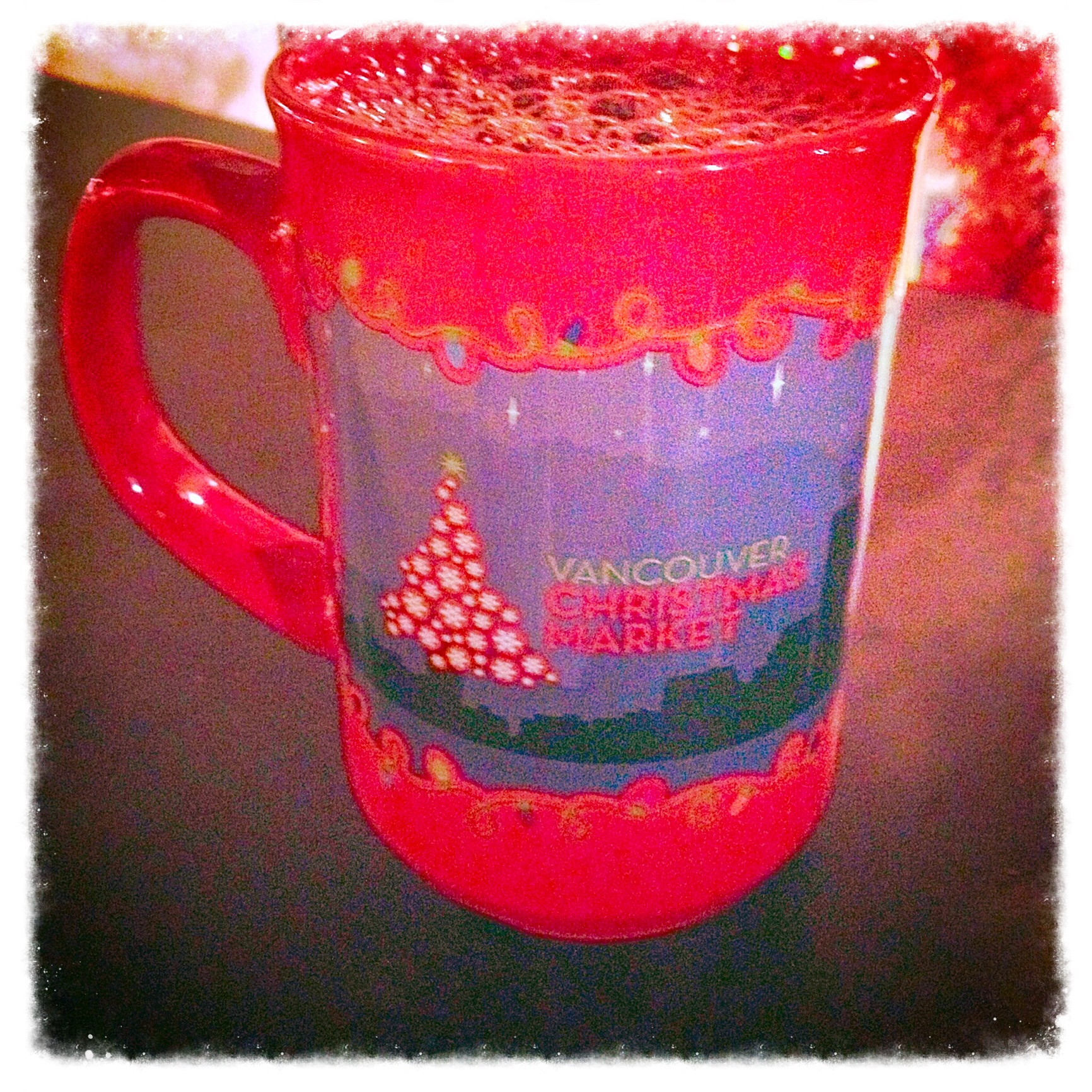 Vancouver Christmas Market Mug.A German Christmas Set In The Heart Of Vancouver Raincity