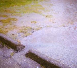 Ye big ol' puddle.