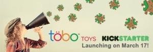 Tobo Toys Kickstarter campaign