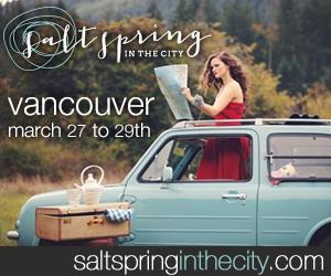 Salt Spring in the City