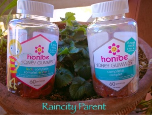 Honibe Honey Gummies