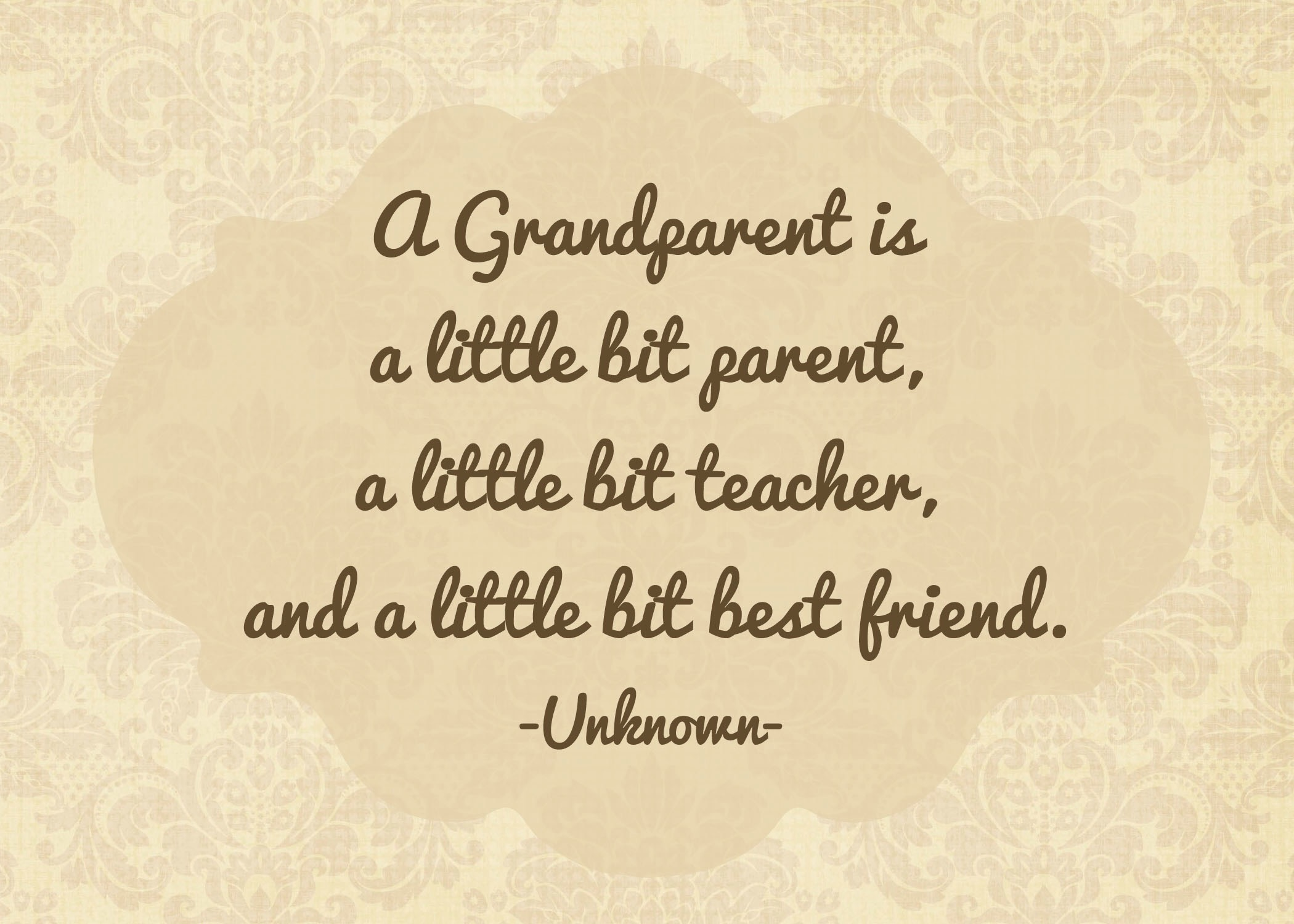 grandparents day quotes - HD2100×1500