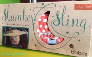 Slumber Sling Foxy Dots
