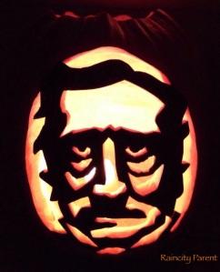 Poe Pumpkin