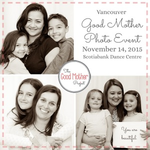 The Good Mother Project Photo Event