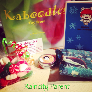 Goodies from Kaboodles